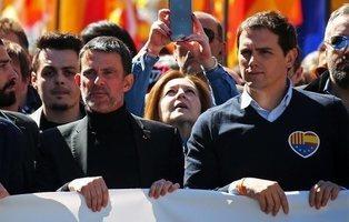 Cs rompe con Valls por apoyar a Ada Colau en Barcelona y creará grupo propio en el pleno