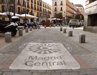 Adiós a Madrid Central: la primera medida del PP en el Ayuntamiento de la capital