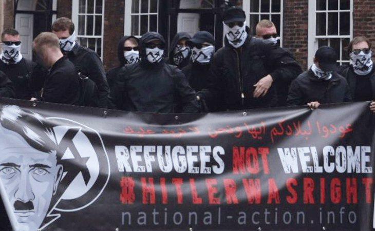 La extrema derecha aumenta su violencia