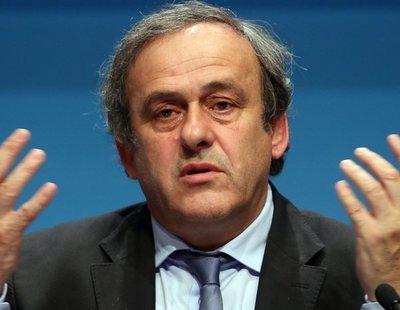 Detienen a Platini por la concesión del mundial de fútbol a Qatar en 2022