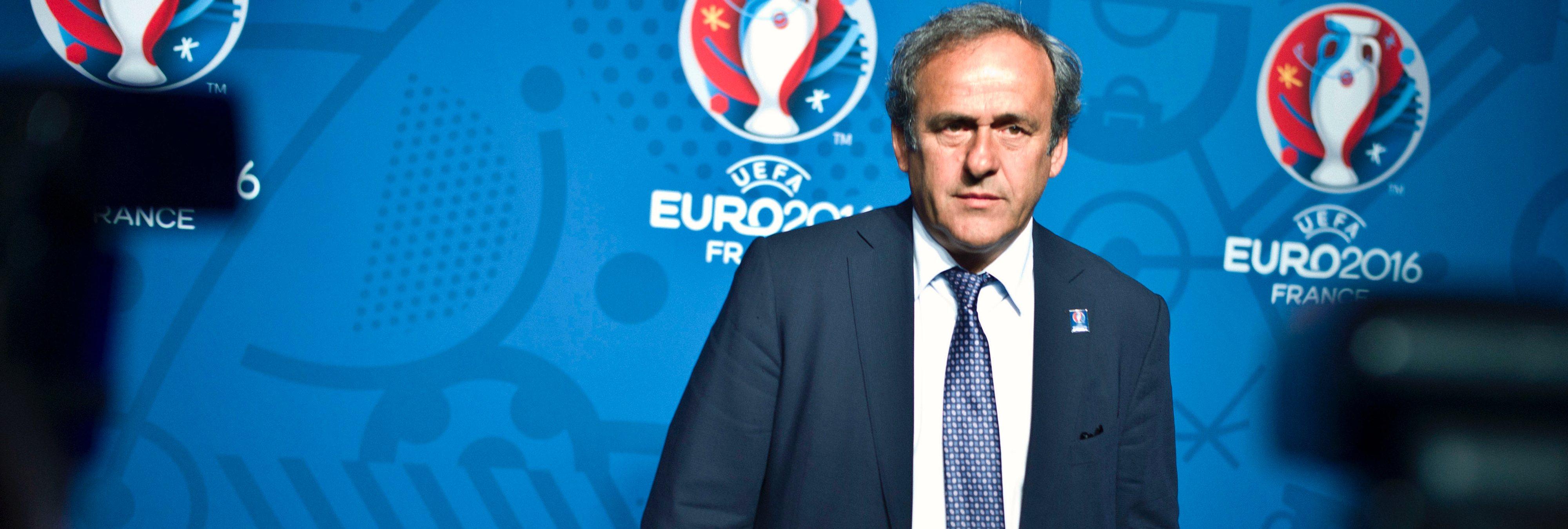Detienen al expresidente de la UEFA por la concesión del mundial de fútbol a Qatar en 2022