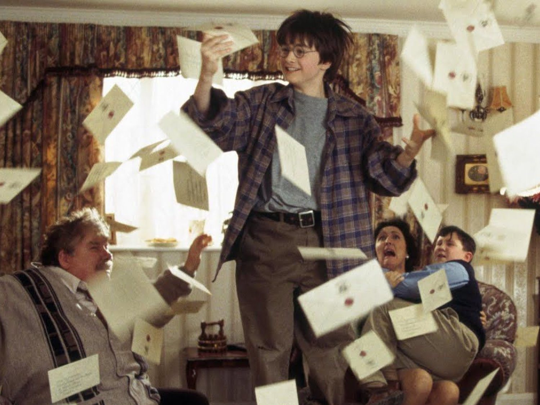 No admitido: Así es la carta de rechazo de Hogwarts
