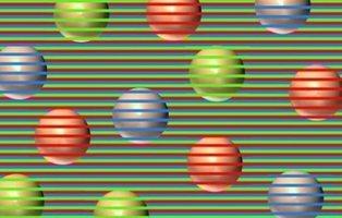 La combinación de colores que genera este truco visual se vuelve viral e inquieta a las redes
