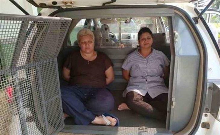 La pareja fue detenida tras el asesinato de su hijo