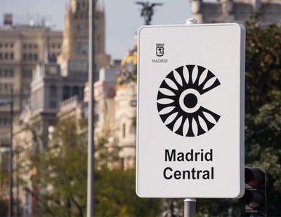 Lanzan una recogida de firmas para mantener Madrid Central