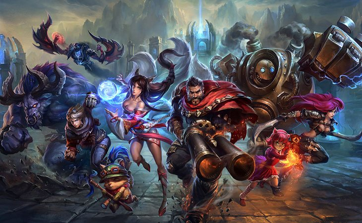 La historia original se reinició en 2014 por lo restrictiva que era   Riot Games