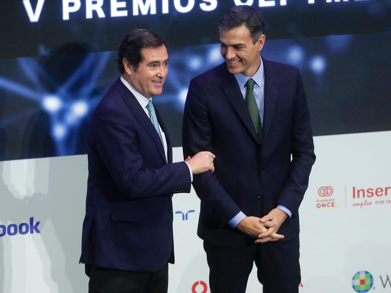 Los empresarios piden a Ciudadanos que pacte con el PSOE