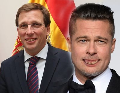 Han puesto los dientes de Martínez-Almeida a los famosos y el resultado es hilarante