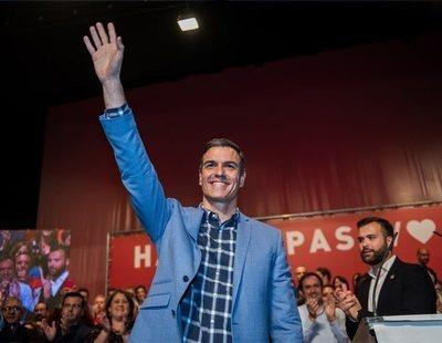 La exitosa estrategia de Sánchez para convertir al PSOE en el partido hegemónico de España
