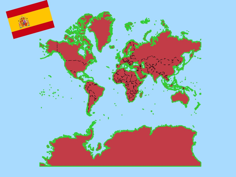 WorldWarBot 2020: España conquista todo el mundo en la Guerra Mundial digital