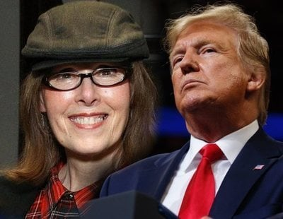 Una periodista afirma haber sido violada por Donald Trump en 1995