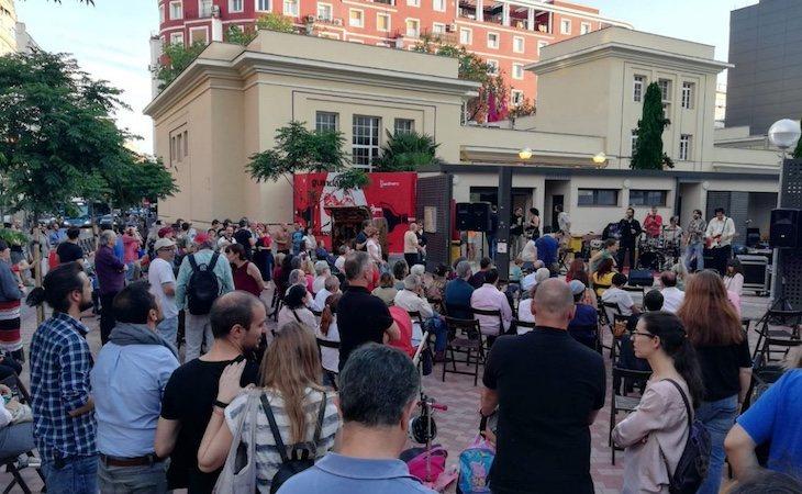 El nuevo Ayuntamiento suspendió un concierto benéfico por los refugiados en La Gasolinera