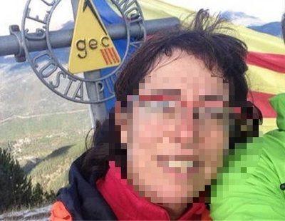 Miriam Ferrer Martín, la maestra acusada de agredir a una niña por pintar una bandera española