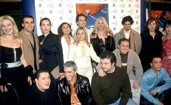 La primera edición de 'Gran Hermano se celebró en el año 2000'