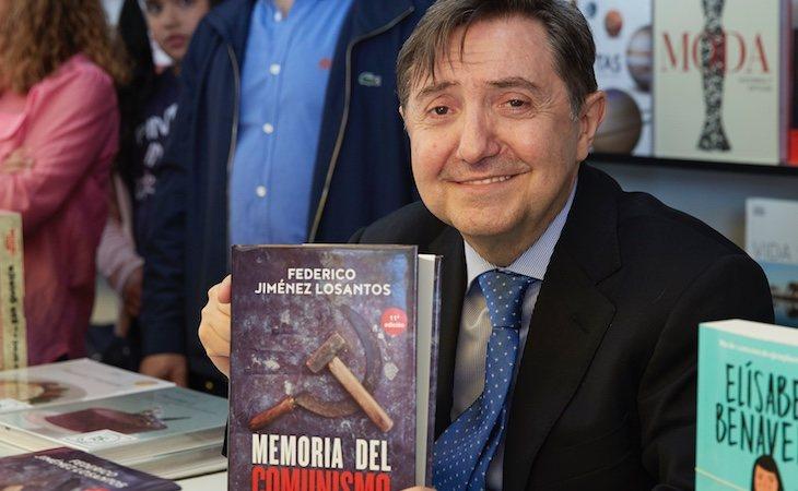 Jiménez Losantos critica el acercamiento de Pedro Sánchez a los independentistas