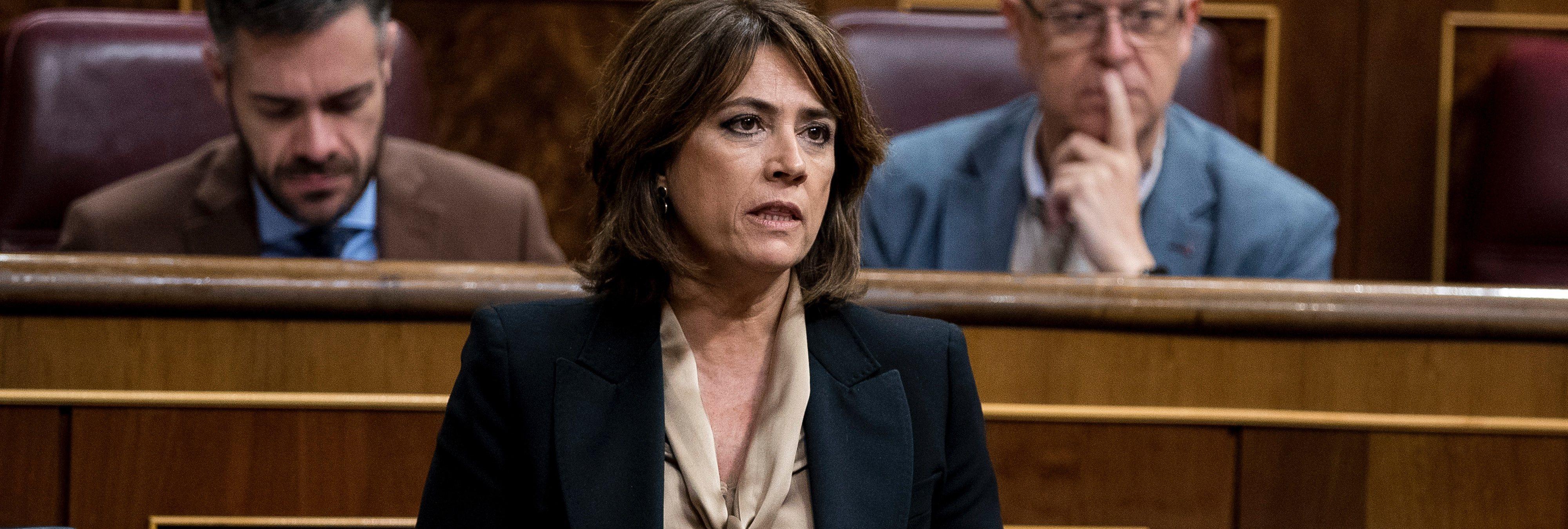 """La Fiscalía estudia querellarse contra el líder de VOX Murcia por llamar """"puta"""" a Dolores Delgado"""