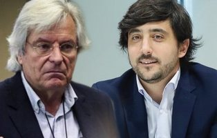Dimiten Toni Roldán y Javier Nart por el giro a la derecha de Ciudadanos