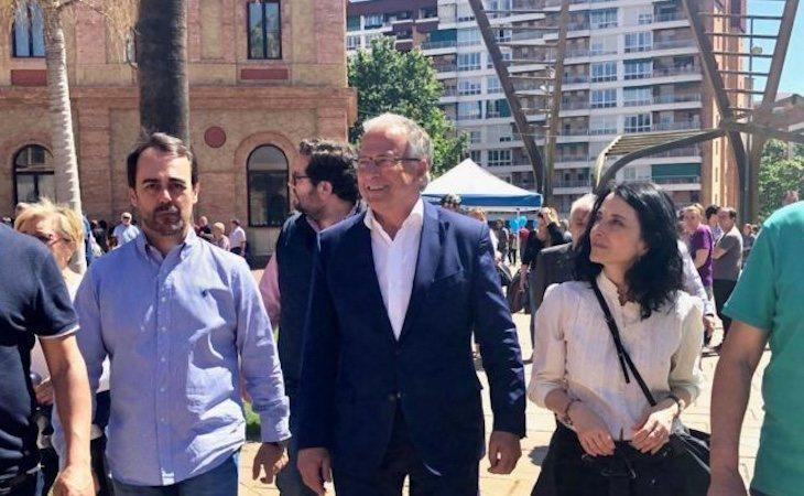 Josep Bou es el portavoz del PP en el Ayuntamiento de Barcelona