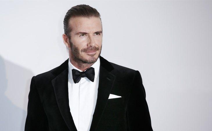 David Beckham es uno de los elegidos para esta aventura