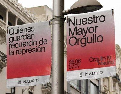 El Ayuntamiento de Madrid censura la campaña del Orgullo LGTBI