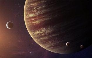 La NASA halla sal de mesa en una luna de Jupiter al sobrevolar su superficie