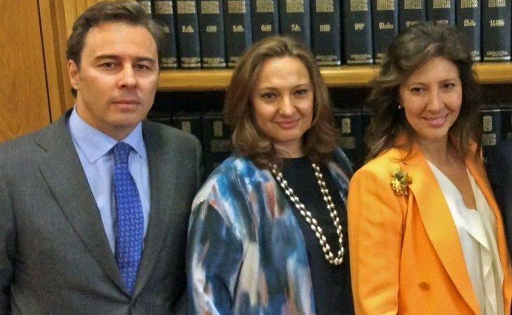 Dimas Gimeno, sobrino de Isidoro Álvarez, fue depuesto por parte de las hijas del expresidente de El Corte Inglés