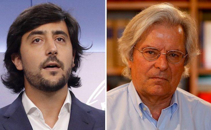 Toni Roldán y Javier Nart han abandonado Ciudadanos
