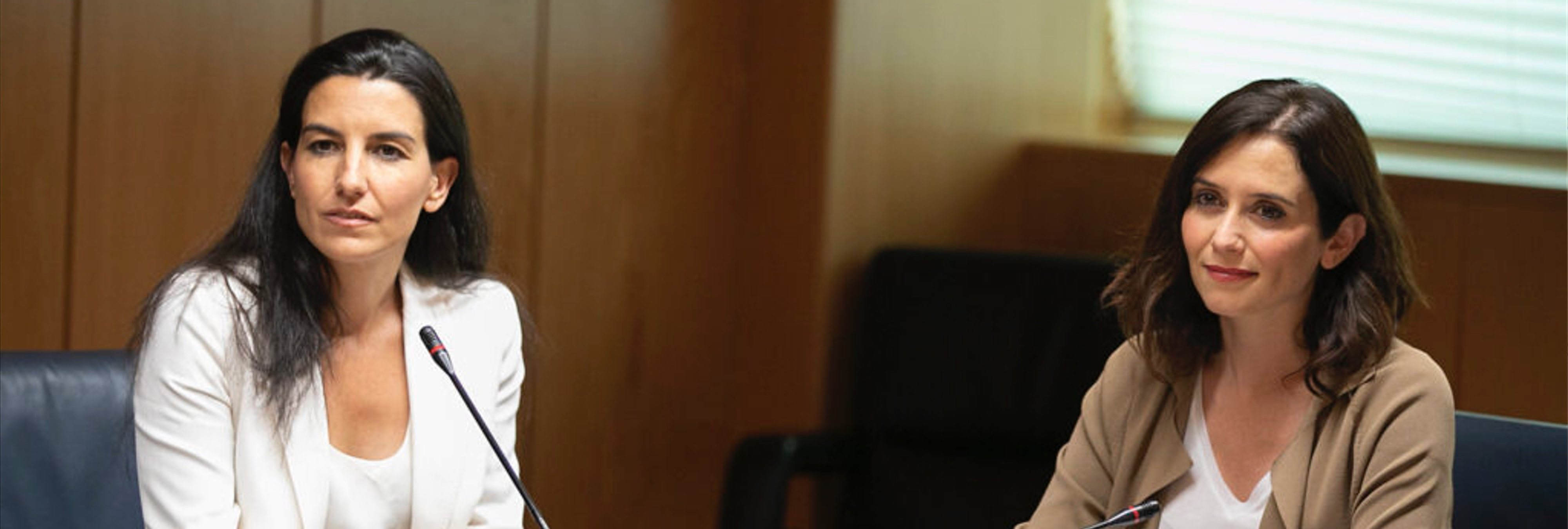 VOX rompe relaciones con el PP para gobernar la Comunidad de Madrid
