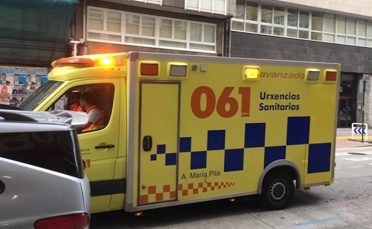 Los servicios de emergencia pudieron asistir al joven y cortar las hemorragias producidas tras recibir 4 puñaldas