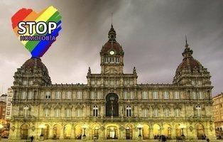 Agresión homófoba en A Coruña: un joven de 25 años grave tras recibir cuatro puñaladas