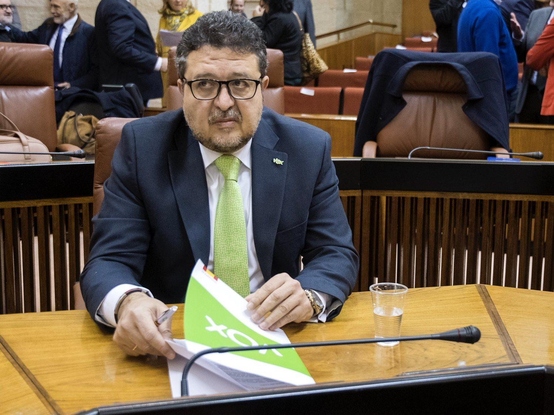 Recogen 11.400 firmas para cesar al líder de VOX en Andalucía que defendió a 'La Manada'