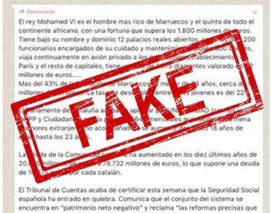 """BULO: No se ofrecen pagas de """"664 euros a extranjeros menores de 23 años sin trabajo"""""""