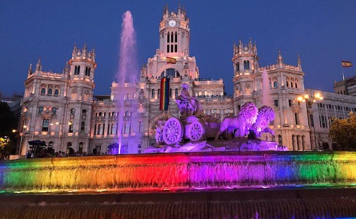 Madrid es una de las ciudades más abiertas al colectivo LGTBI