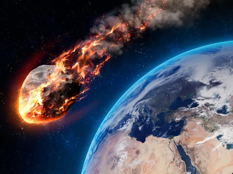 La NASA descubre un asteroide del tamaño de tres campos de fútbol que roza la Tierra el 27 de junio