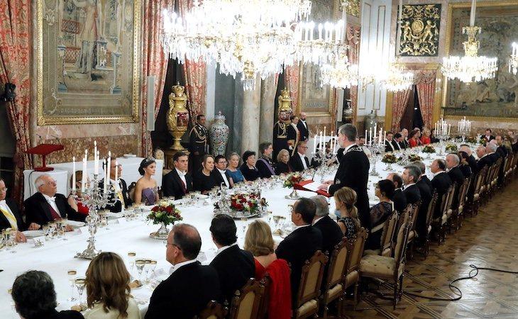 Se van a comprar 66 epecies diferentes de flores para decorar diferentes estancias de la Casa Real