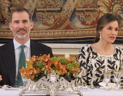 Se destinan 114.708 euros en flores para decorar salones de la Casa Real