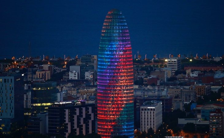 Pride Barcelona ha vetado a Ciudadanos de la manifestación del Orgullo