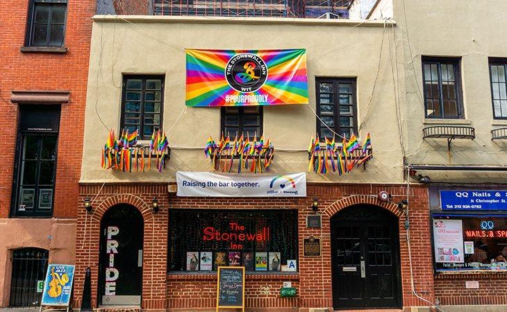 Stonewall Inn, un lugar icónico para el colectivo LGTBI