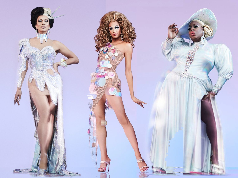 Las 15 queens más icónicas de 'RuPaul's Drag Race'