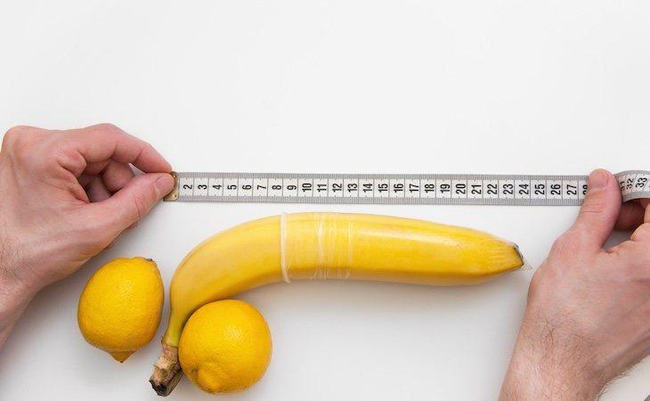 El tamaño del pene puede crecer en verano