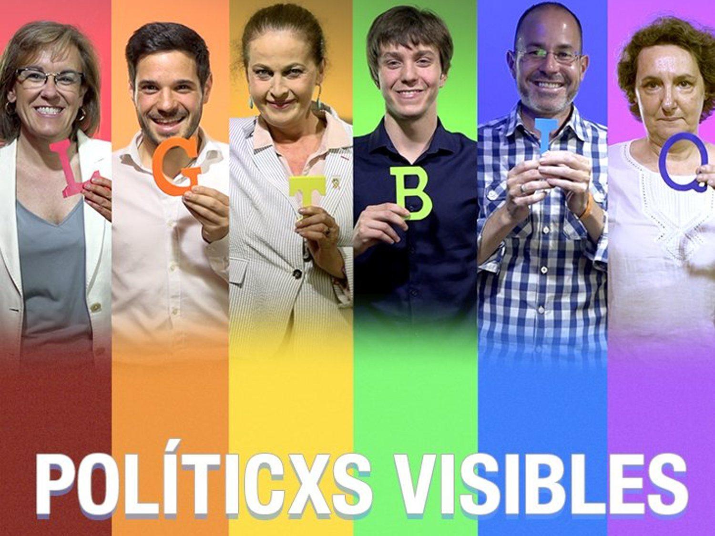 Políticxs LGTBIQ visibles: identidad, activismo y orgullo