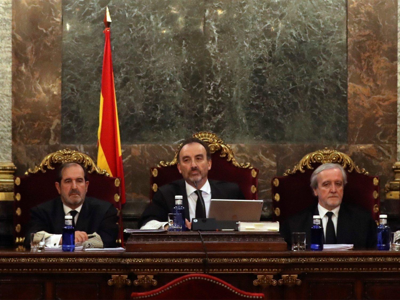 Intentan hackear los correos electrónicos del tribunal del 'procés' catalán