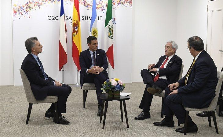 El pacto fortalece a sus contrayentes durante la cumbre del G20