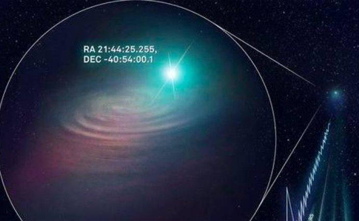 Las 'Fast Radio Burst' fueron descubiertas en 2007 y los científicos han hallado su origen