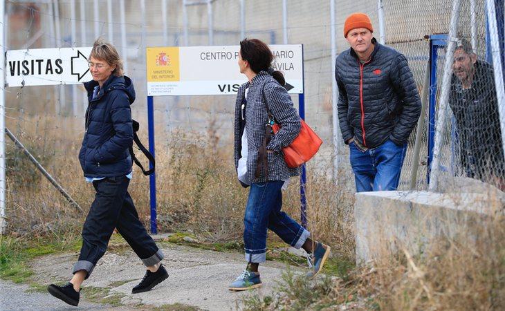 La familia Urdangarín visital a cárcel de Brieva cada semana para apoyar a Iñaki