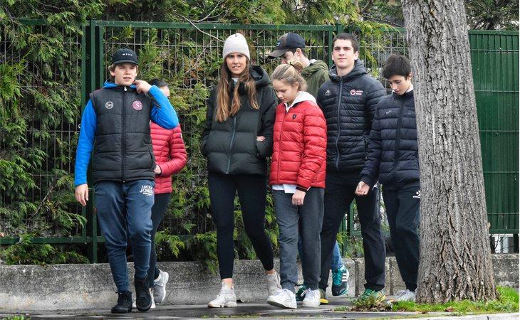 Los hijos de la Infanta Cristina e Iñaki Urdangarín pasarán su verano fuera de España