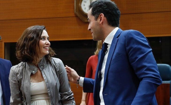 Ignacio Agudo se mantiene firme en la negociación con VOX