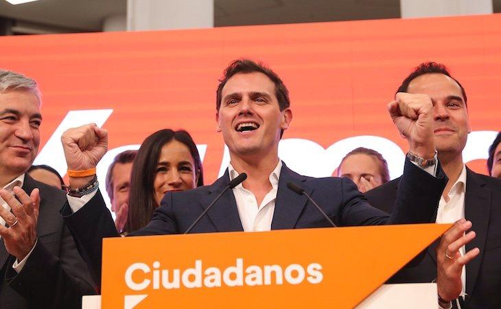 Albert Rivera y Ciudadanos están pasando por una crisis política importante