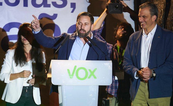 VOX sería uno de los peores parados en unas elecciones repetidas