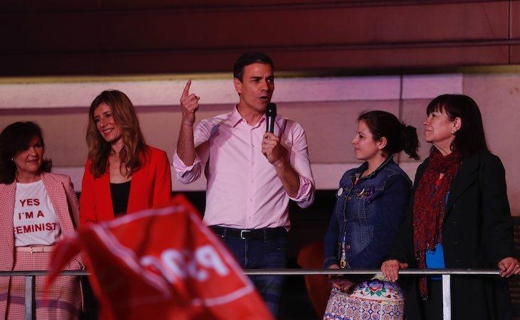 Casi la mitad de los encuestados confía en Sánchez para formar un Gobierno estable